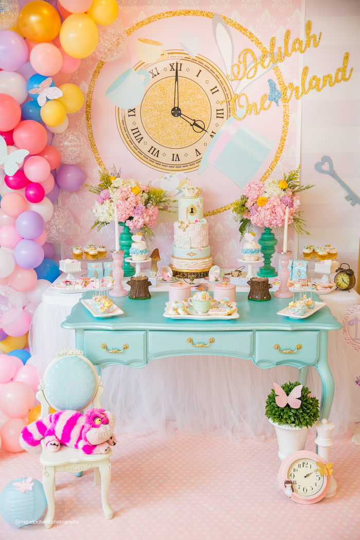 Alice in Wonderland Tea Party on Kara's Party Ideas | KarasPartyIdeas.com (36)