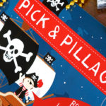 Classic Pirate Birthday Party on Kara's Party Ideas | KarasPartyIdeas.com (3)