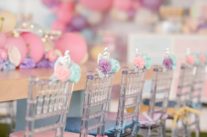 Dream, Believe & Wish Pastel Unicorn Birthday Party on Kara's Party Ideas | KarasPartyIdeas.com (13)