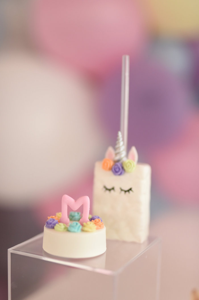 Dream, Believe & Wish Pastel Unicorn Birthday Party on Kara's Party Ideas | KarasPartyIdeas.com (11)