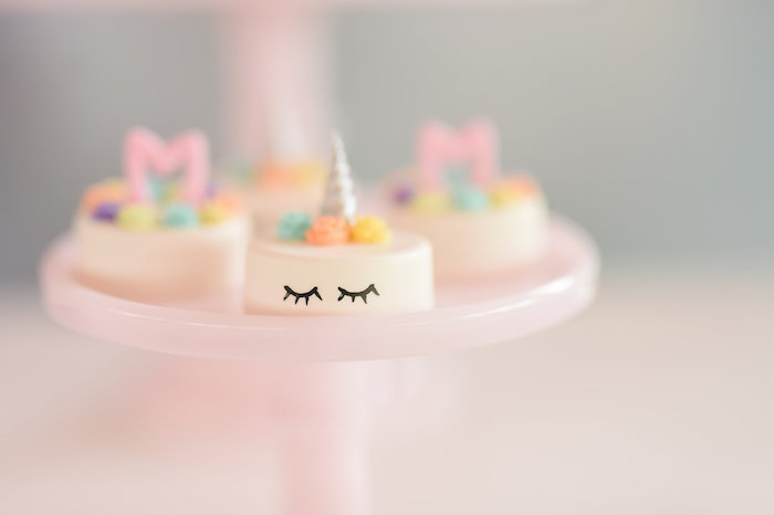 Dream, Believe & Wish Pastel Unicorn Birthday Party on Kara's Party Ideas | KarasPartyIdeas.com (10)
