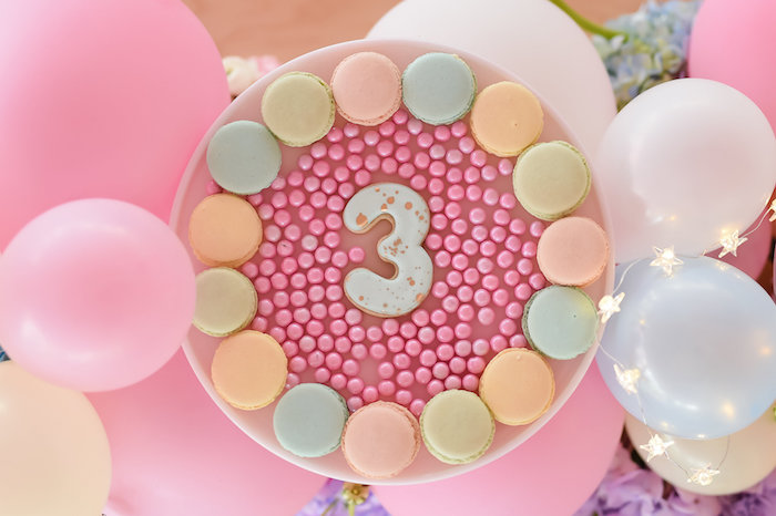 Dream, Believe & Wish Pastel Unicorn Birthday Party on Kara's Party Ideas | KarasPartyIdeas.com (23)