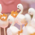 Dreamy Swan Birthday Party on Kara's Party Ideas | KarasPartyIdeas.com (2)