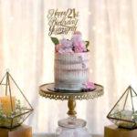 Elegant 21st Birthday Party on Kara's Party Ideas | KarasPartyIdeas.com (3)
