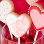 Elegant Valentine's Day Dessert Table on Kara's Party Ideas | KarasPartyIdeas.com (1)