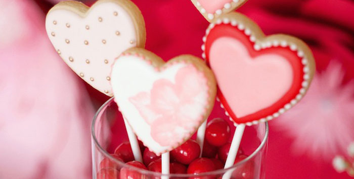 Kara\'s Party Ideas Valentine\'s Day Parties Archives | Kara\'s Party ...