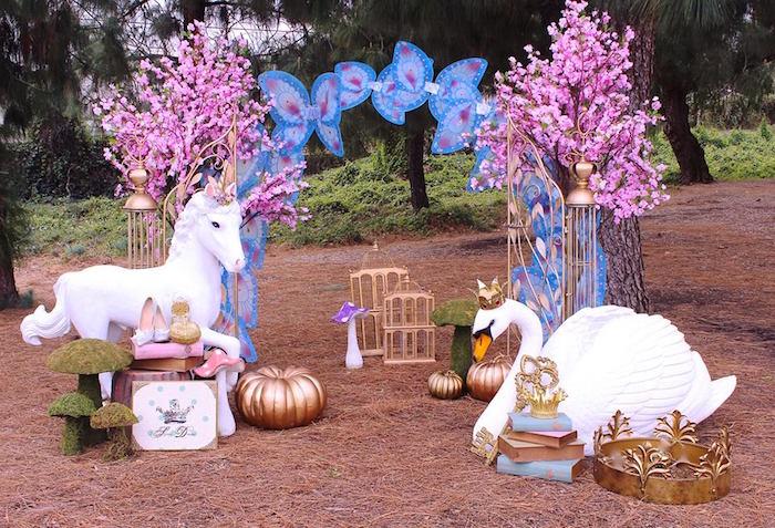 Fantasy Fairytale Birthday Photoshoot on Kara's Party Ideas | KarasPartyIdeas.com (9)