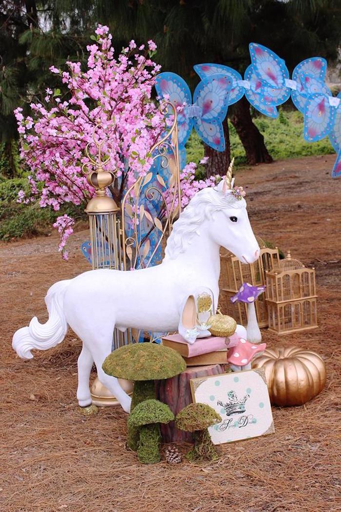 Fantasy Fairytale Birthday Photoshoot on Kara's Party Ideas | KarasPartyIdeas.com (7)