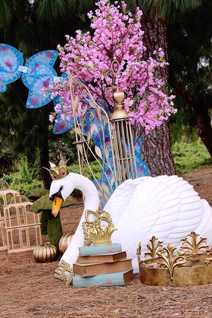 Kara S Party Ideas Fantasy Fairytale Birthday Photoshoot