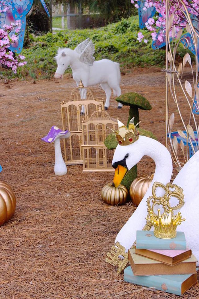Fantasy Fairytale Birthday Photoshoot on Kara's Party Ideas | KarasPartyIdeas.com (14)