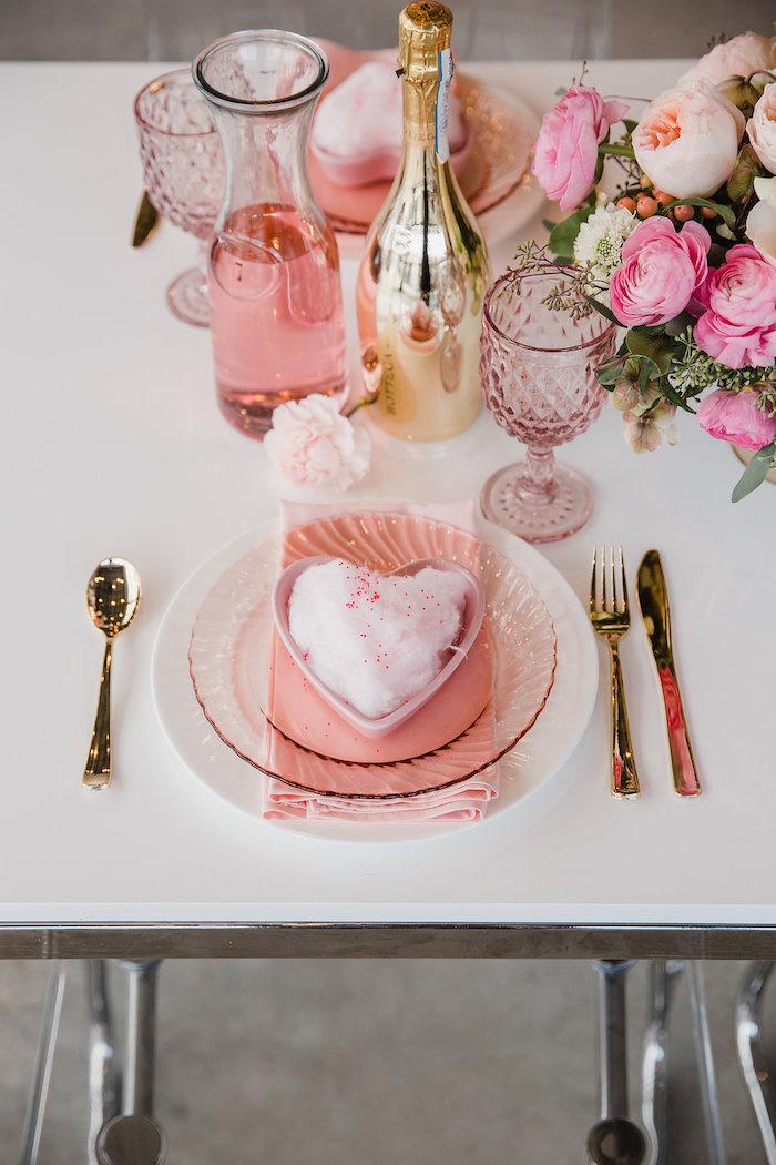 Kara S Party Ideas Galentine S Day Valentine Brunch Kara