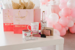Favors from a Galentine's Day Valentine Brunch on Kara's Party Ideas | KarasPartyIdeas.com (30)