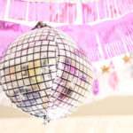 Glam Disco Birthday Party on Kara's Party Ideas   KarasPartyIdeas.com (1)