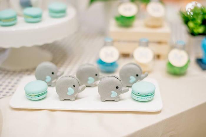 Karas Party Ideas Little Elephant Birthday