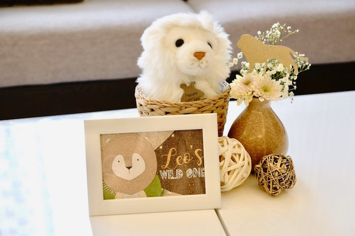 Little Lion Birthday Party on Kara's Party Ideas | KarasPartyIdeas.com (19)