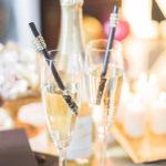 Louis Vuitton Themed Party on Kara's Party Ideas | KarasPartyIdeas.com (3)