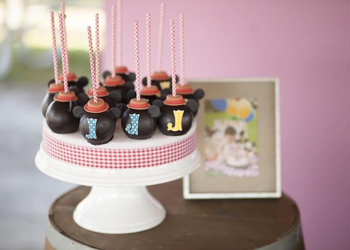 Mickey Mouse Picnic Party on Kara's Party Ideas | KarasPartyIdeas.com (25)