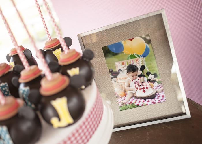Mickey Mouse Picnic Party on Kara's Party Ideas | KarasPartyIdeas.com (17)