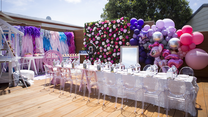 My Little Pony Unicorn Birthday Party