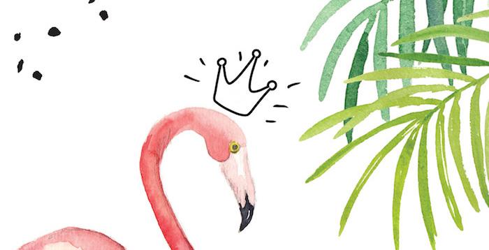 Pink Flamingo Birthday Party On Kara S Idea Karaspartyideas
