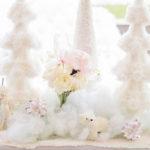 Shimmery Winter Wonderland Party on Kara's Party Ideas | KarasPartyIdeas.com (1)