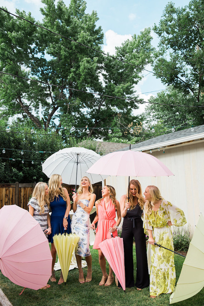 Umbrella Bridal Shower on Kara's Party Ideas | KarasPartyIdeas.com (34)