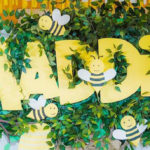 Winnie the Pooh Garden Birthday Party on Kara's Party Ideas | KarasPartyIdeas.com (1)