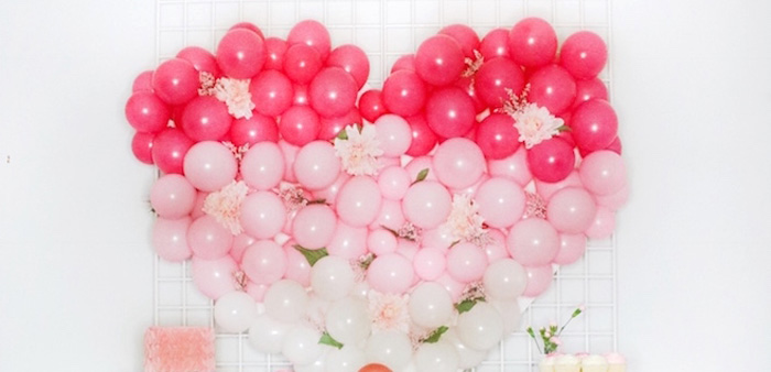 You Make My Heart Pop Valentine's Day Party on Kara's Party Ideas | KarasPartyIdeas.com (1)