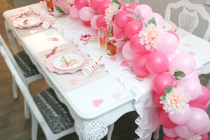 Kara\'s Party Ideas You Make My Heart Pop Valentine\'s Day Party ...