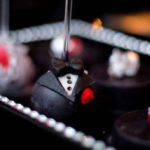 """Kiss from a Rose"" Bruce Wayne / Batman Inspired Dinner Party on Kara's Party Ideas | KarasPartyIdeas.com (2)"