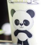 """Party Like a Panda"" Birthday Party on Kara's Party Ideas | KarasPartyIdeas.com (2)"