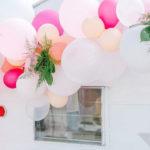 60's Mod Inspired Ice Cream Bridal Shower on Kara's Party Ideas   KarasPartyIdeas.com (5)