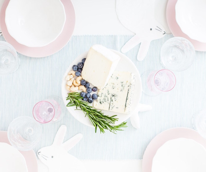 DIY Pastel Easter Tablescape on Kara's Party Ideas | KarasPartyIdeas.com (9)