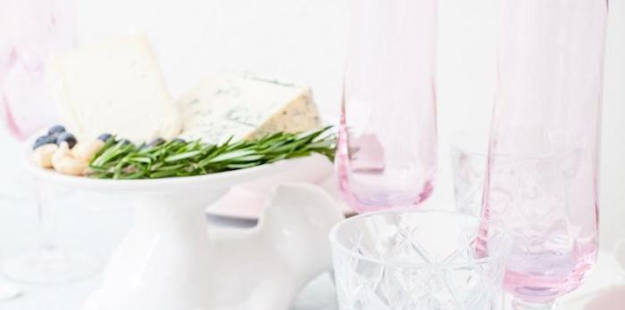 DIY Pastel Easter Tablescape on Kara's Party Ideas | KarasPartyIdeas.com (7)