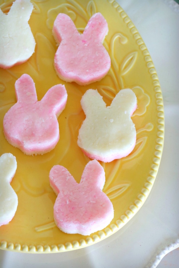 Bunny Sweets from an Easter Dessert Table on Kara's Party Ideas | KarasPartyIdeas.com (18)