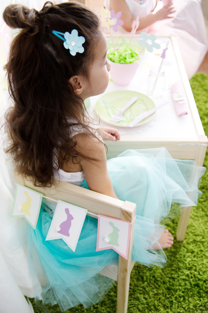 Easter Inspired Spring Playdate Party on Kara's Party Ideas | KarasPartyIdeas.com (8)