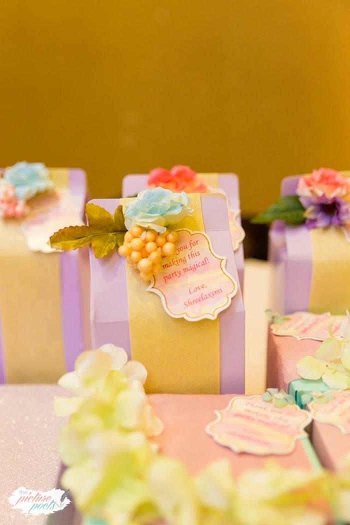 Favors from an Enchanted Fairy Garden Party on Kara's Party Ideas | KarasPartyIdeas.com (15)