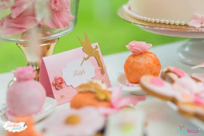 Sweet Label from a Fairy Garden Birthday Party on Kara's Party Ideas | KarasPartyIdeas.com (23)