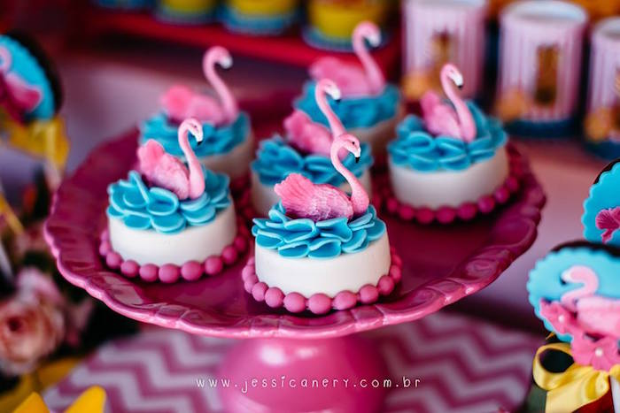 Flamingo Chocolate Covered Oreos from a Flamingo Pool Party on Kara's Party Ideas | KarasPartyIdeas.com (29)