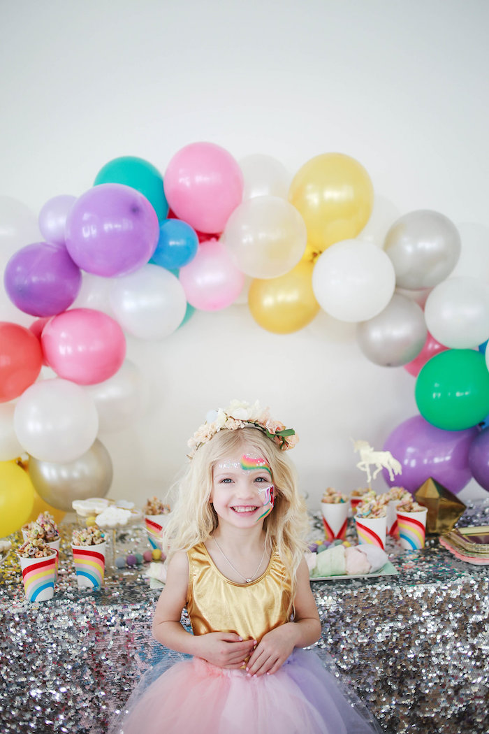 Heart of Gold Birthday Party on Kara's Party Ideas | KarasPartyIdeas.com (7)