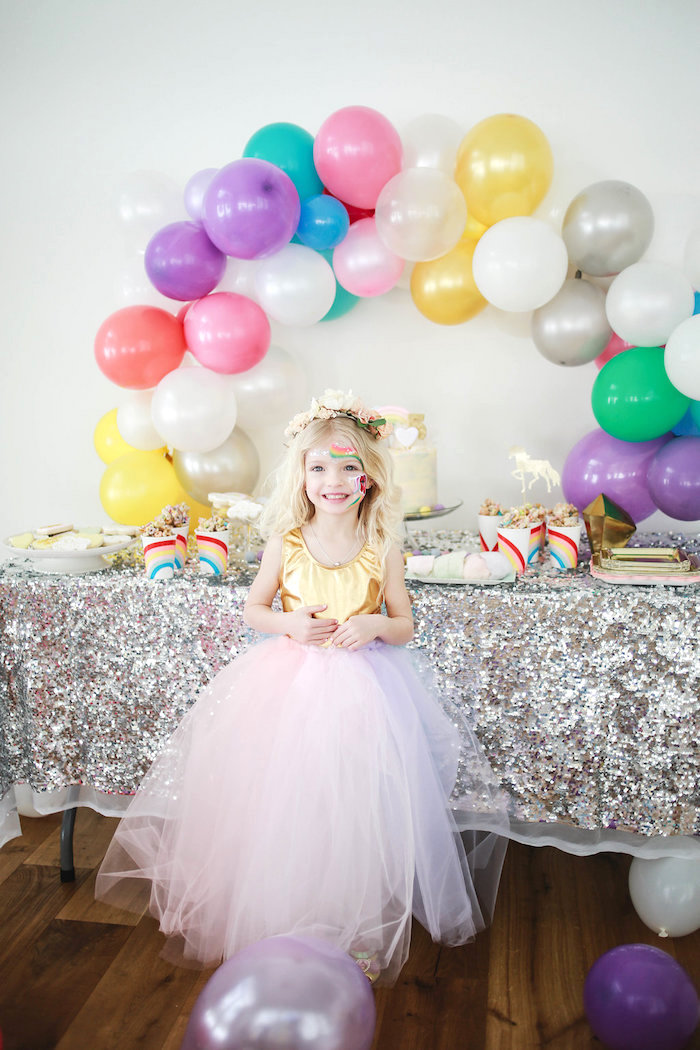 Heart of Gold Birthday Party on Kara's Party Ideas | KarasPartyIdeas.com (17)