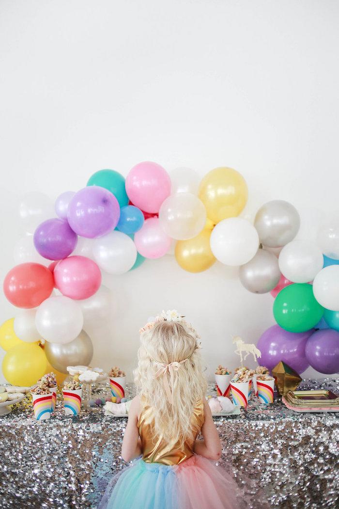 Heart of Gold Birthday Party on Kara's Party Ideas   KarasPartyIdeas.com (12)