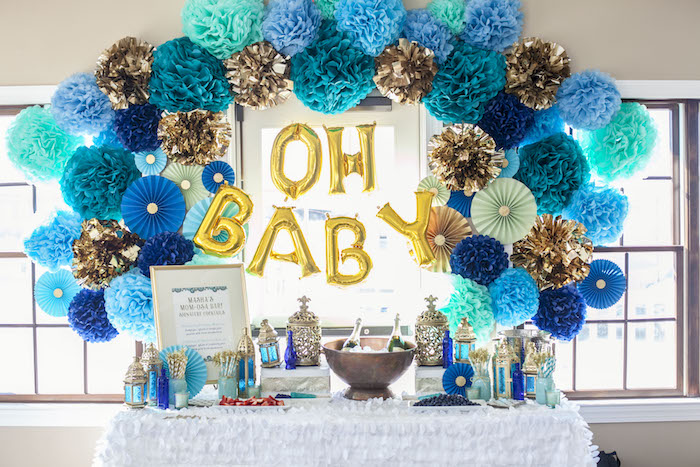 Kara\u0027s Party Ideas Indian Inspired Baby Shower
