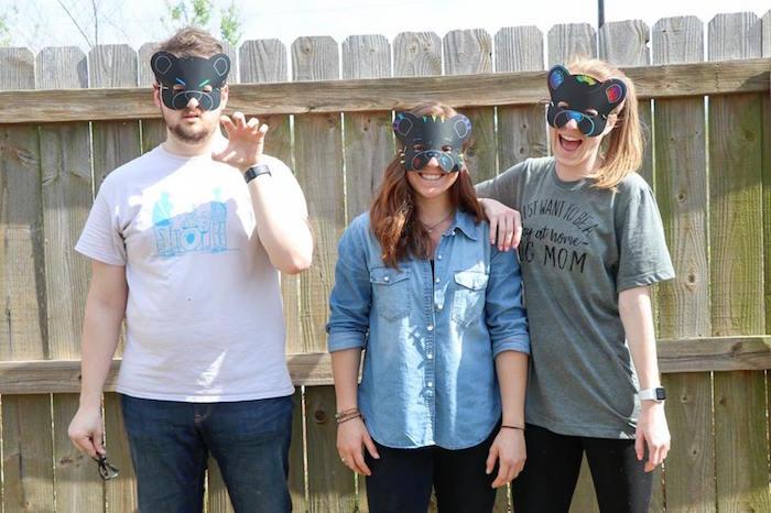 Animal Masks from a Jungle Animal Birthday Party on Kara's Party Ideas | KarasPartyIdeas.com (4)