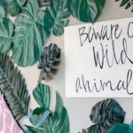 Jungle Animal Birthday Party on Kara's Party Ideas | KarasPartyIdeas.com (2)