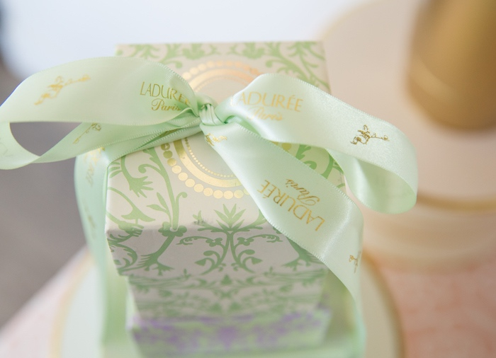Ladurée Box from a Ladurée Inspired Tea Party on Kara's Party Ideas | KarasPartyIdeas.com (13)