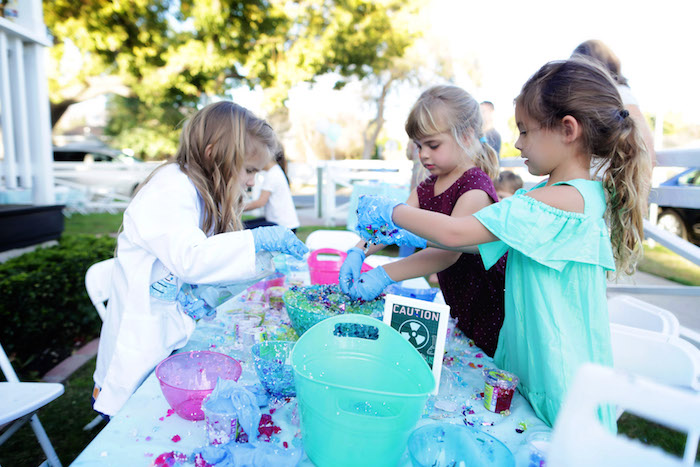 Mad Science Birthday Party on Kara's Party Ideas | KarasPartyIdeas.com (8)