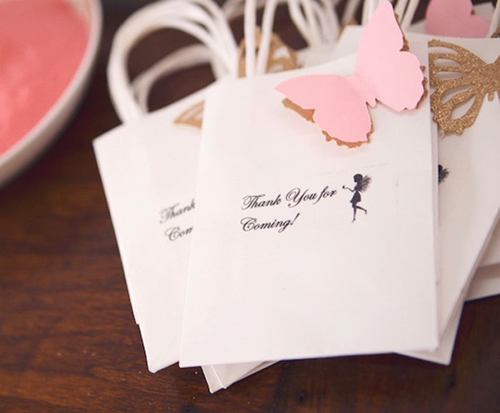 Fairy Favor Bags from a Magical Fairy Birthday Party on Kara's Party Ideas | KarasPartyIdeas.com (20)