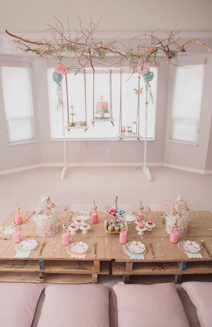 Magical Fairy Birthday Party on Kara's Party Ideas | KarasPartyIdeas.com (6)
