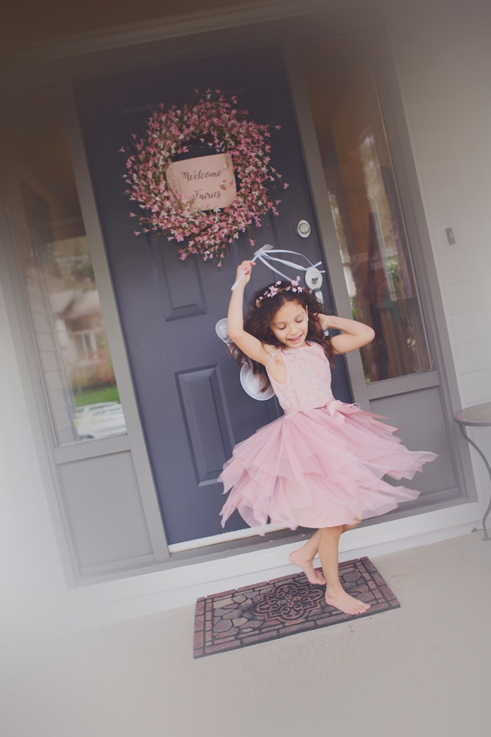 Magical Fairy Birthday Party on Kara's Party Ideas | KarasPartyIdeas.com (4)